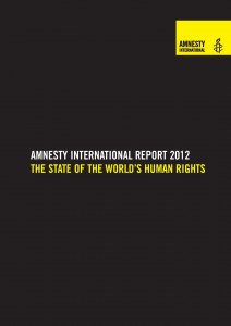 Cover Amnesty International Report 2012