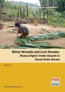 Bitter Wounds and Lost Dreams Report Cover