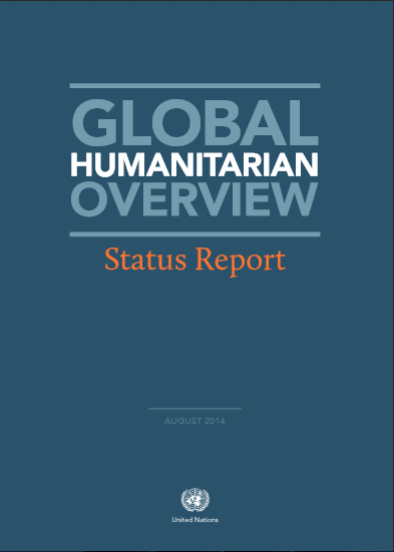 Global Humanitarian Overview - Status Report