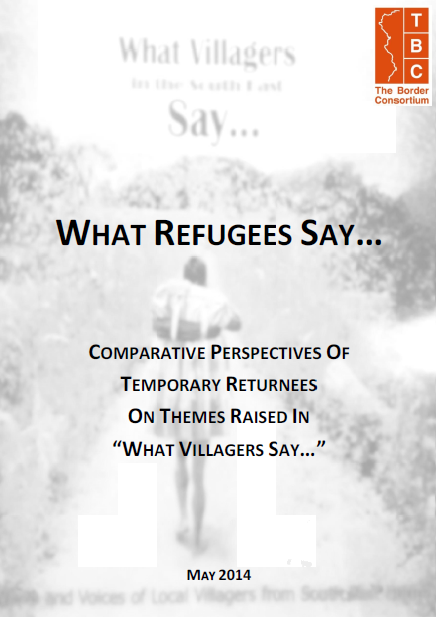 What Refugees Say report v1.2