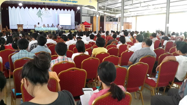 15 October 2014 Photo By Burma Partnership