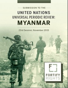 Civil war in Myanmar