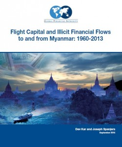 Flight Capitial and Illicit Financial flows from Myanmar