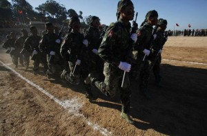 Shan state fighting