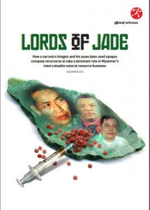 Lord of Jade in Myanmar