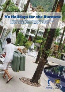 No holiday for Burmese migrant workers in Thailand