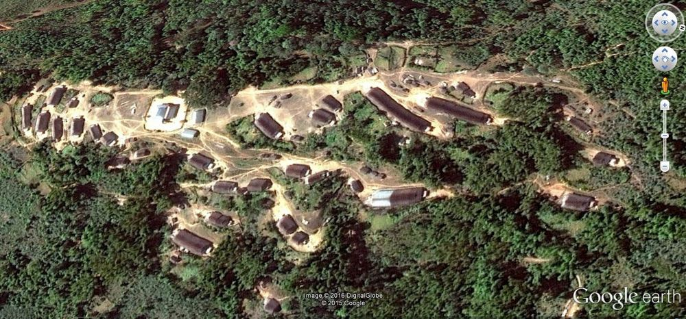 Parng Lom village from google earth01