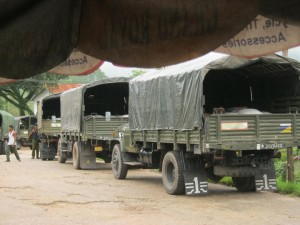 Militarization in Karen State