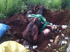 07-13-2016-Bodies of 3 villagers from Wan Kurt found on June 29 2016