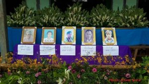 07-13-2016-Funeral ceremony of five villagers in Mong Yaw on July 2 2016
